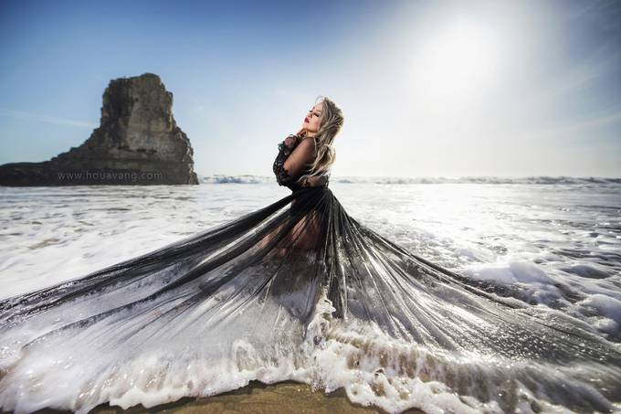 Wave Dress by HouavangPhotography - Social Exposure Photo Contest Vol 16