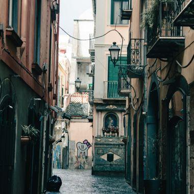 Salerno, Italy ISO - 125 F/5.6 1/80