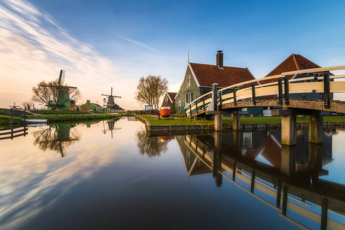 Zaanse Schans by philipslotte - Covers Photo Contest Vol 46
