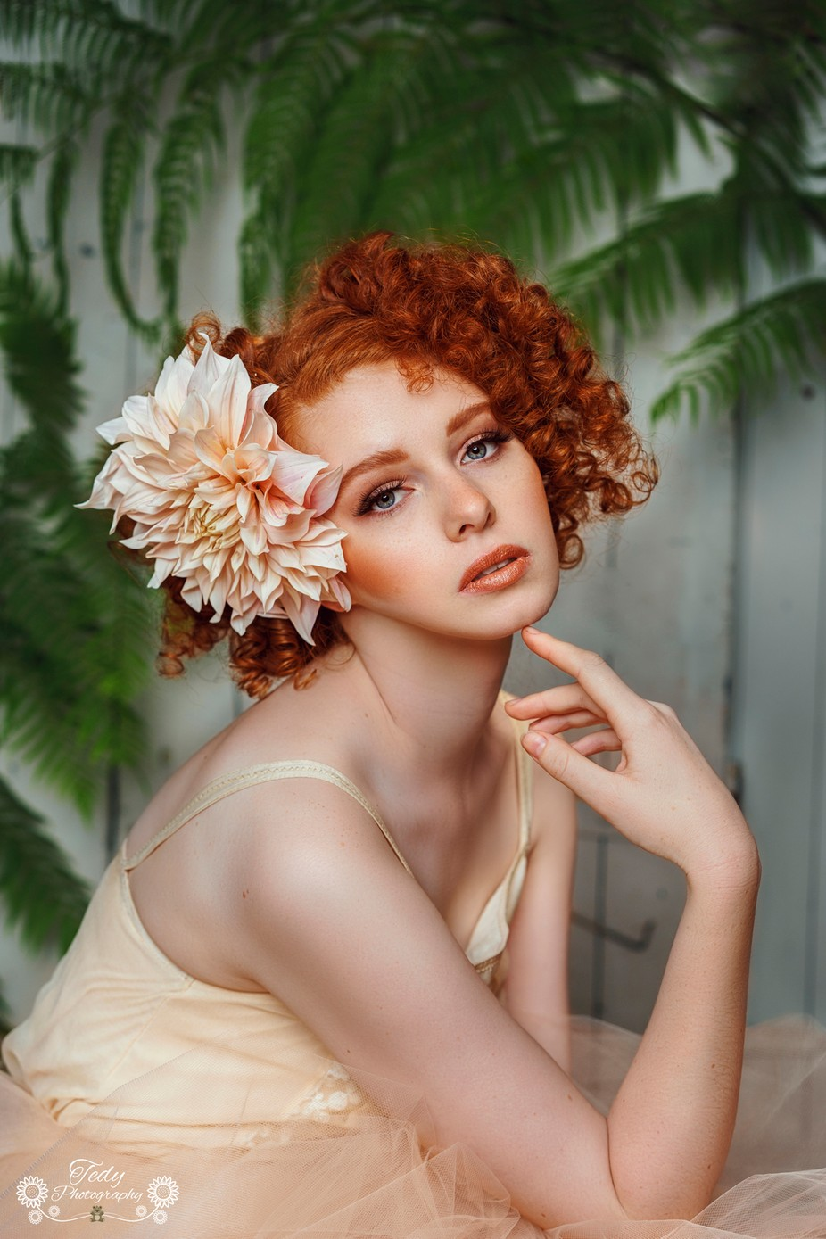 """""""Lillian: Two"""" by Himawari - Red Hair Photo Contest"""