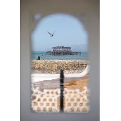 Brighton pier . . . . #brighton #brightonbeach #brightonpier #brightonphotographer #sea #seaside #pier #visitbrighton #visitengland #seagull #ocean #summer #spring #ruins #britian #england #brightonandhove #photo #photographer #ukphotographer #uk #photogr