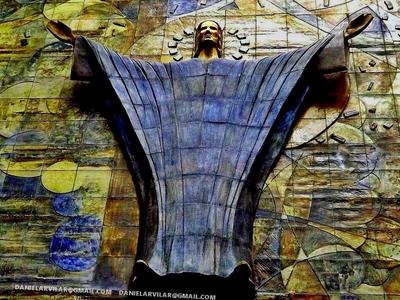 Catedral - cristo rei.