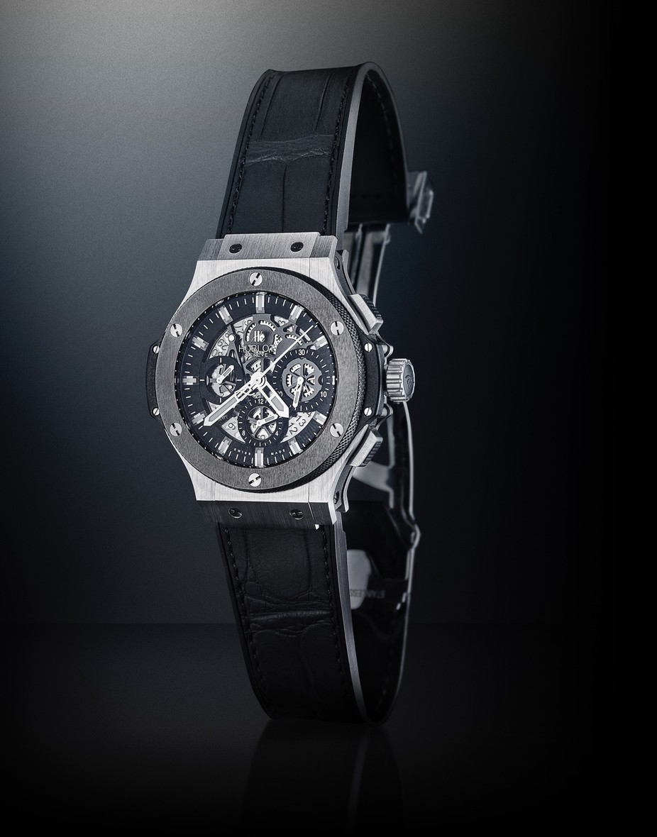 Hublot Watch - Studio by shahbazmajeed - Commercial Shots Photo Contest 2018