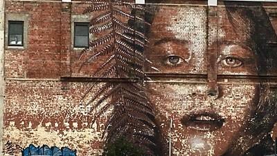 Christchurch Street Art Graffiti Murals 01