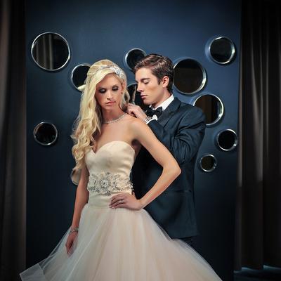 Wedding fashion shoot