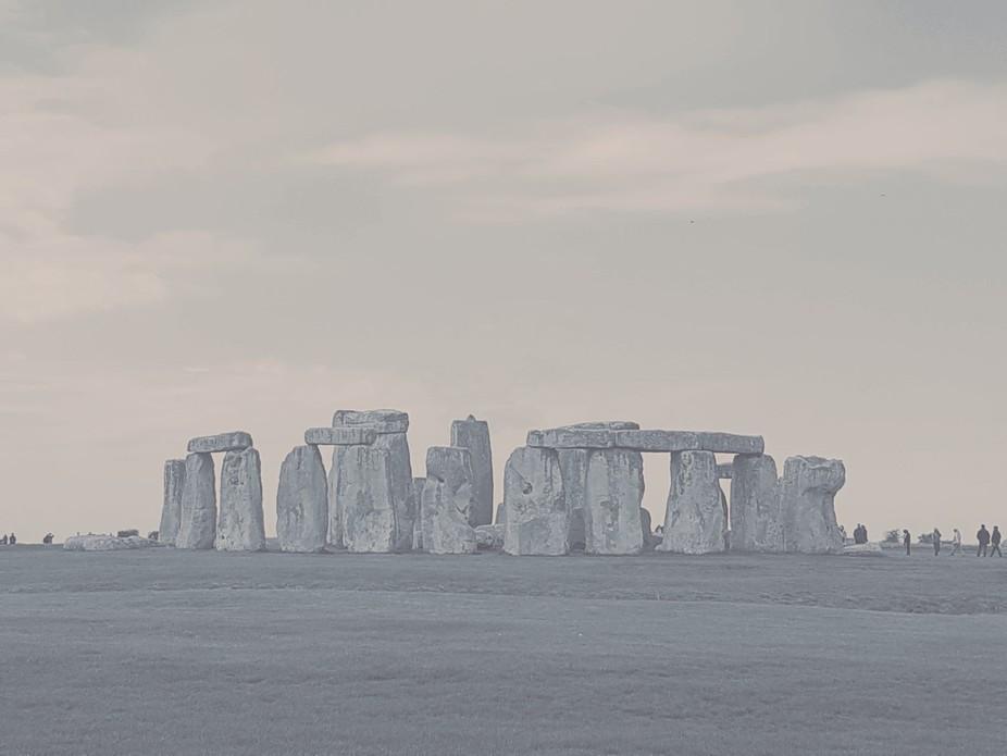 monument , stonehenge , druids, summer, solstice, england, united kingdom