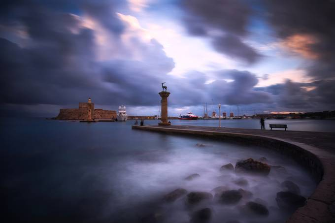 Rhodes by Konstantinos_Lagos - Pastel Colors Photo Contest