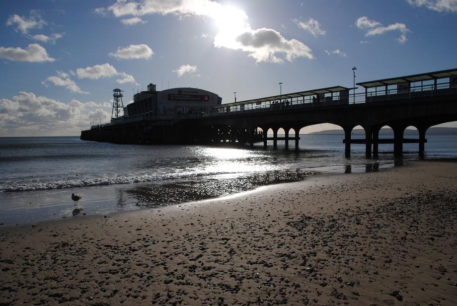 Bournemouth Pier,Dorset
