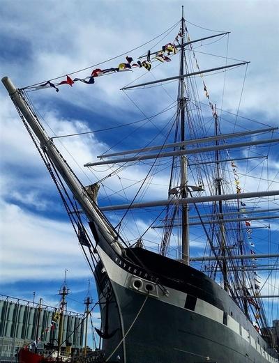 Built in Southampton