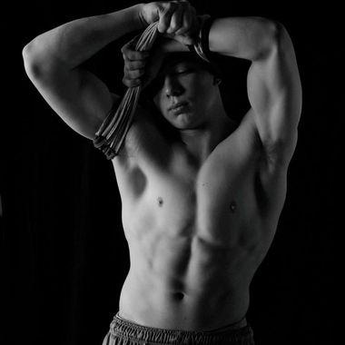 Sexy male torso 3