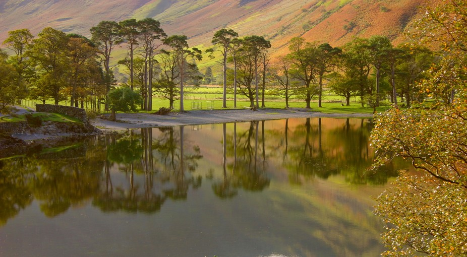 Iconic Buttermere