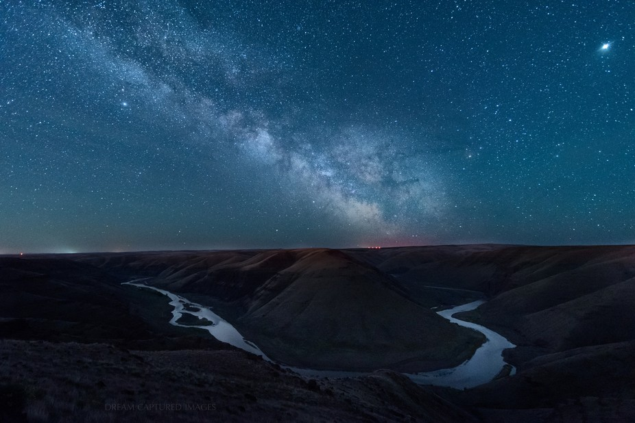 The John Day River snakes through some of the most beautiful terrain I have seen in Oregon, and f...