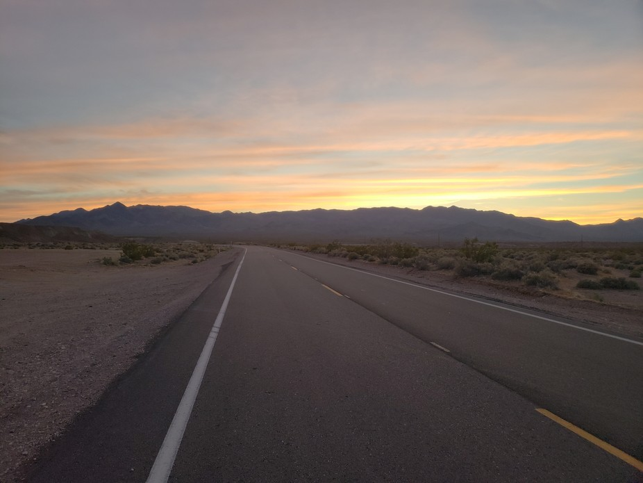 Road trip through southern Nevada