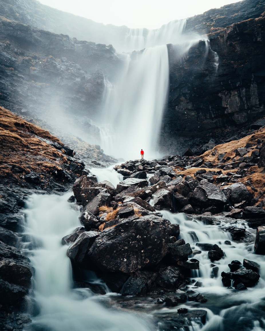 _R6B4746-2 by MattMcGee - People And Waterfalls Photo Contest