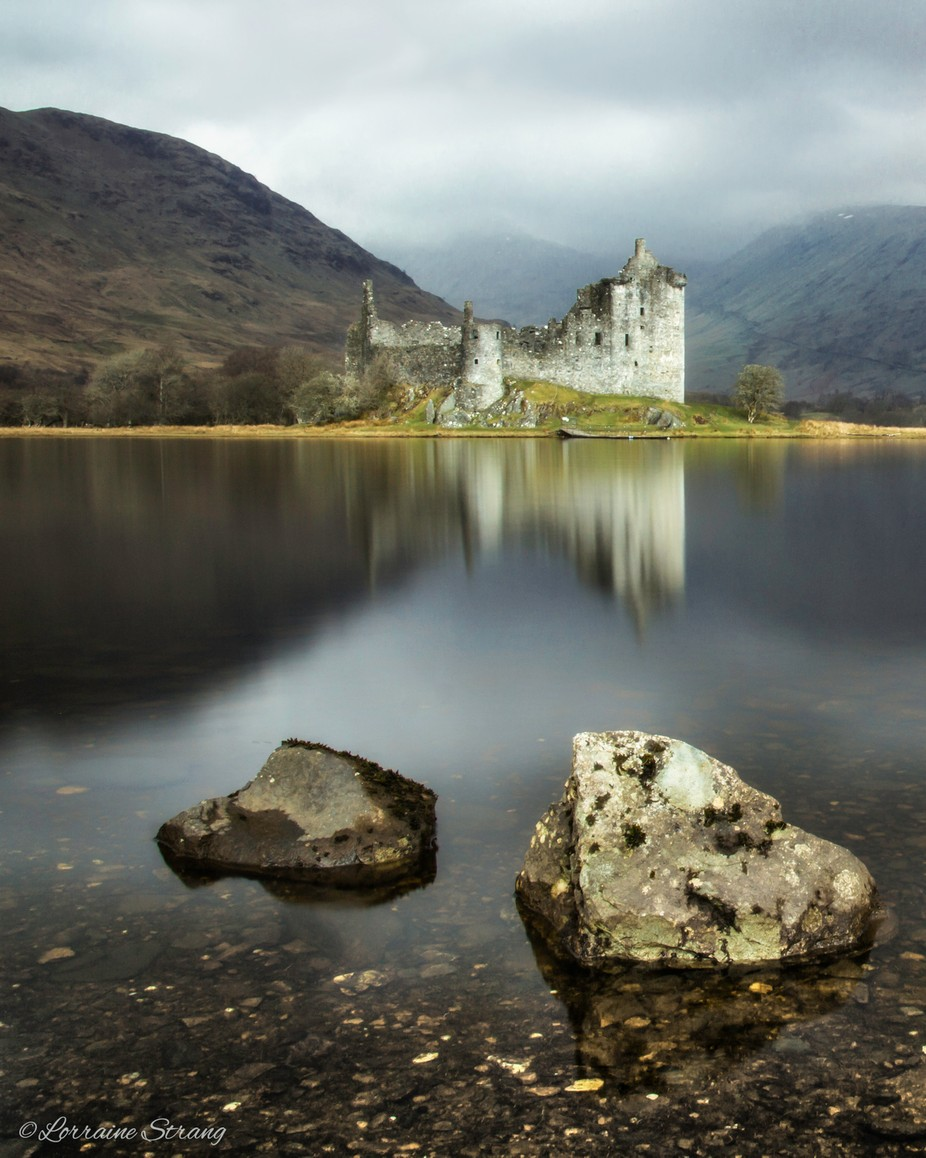 castle on the loch by lori29 - Image Of The Month Photo Contest Vol 32