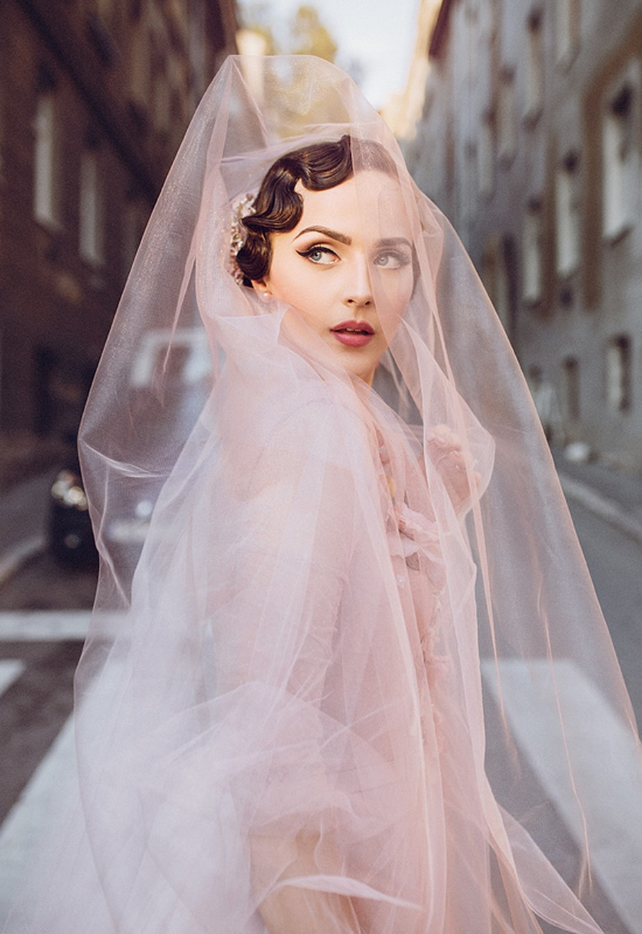 Bride by NinaMasic - Weddings And Fashion Photo Contest