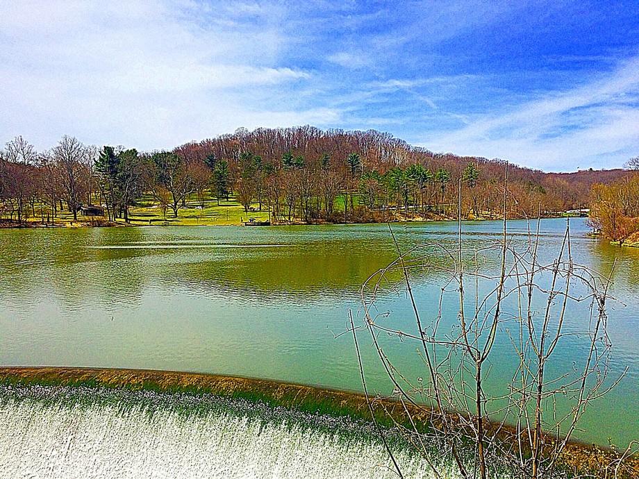 North Park Water Basin