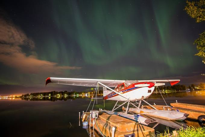 Aurora Plane by thecorbinjay - Aircraft Photo Contest