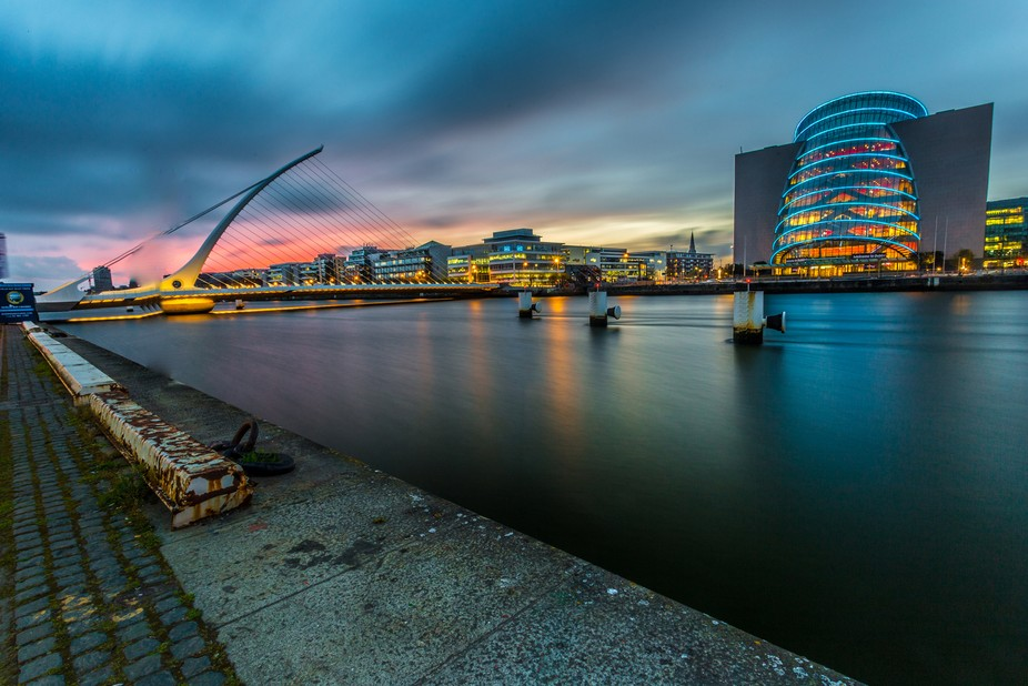 The Quays - Dublin City