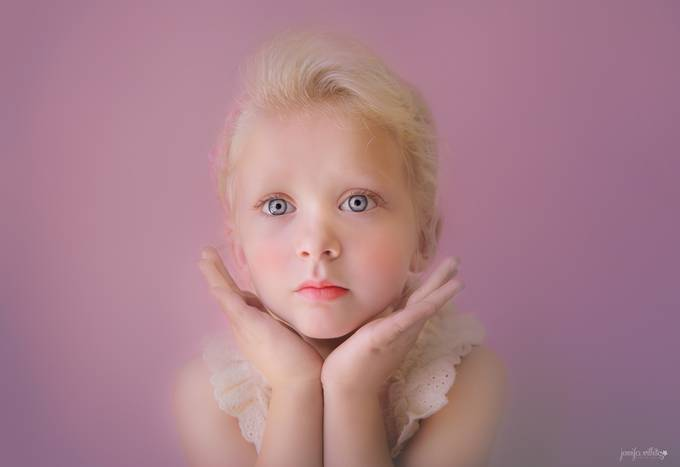 Doll Face by jenniferwilhite_photog - Pink Photo Contest