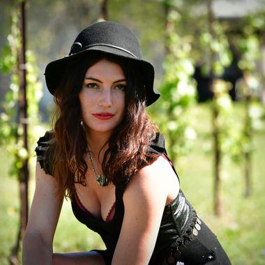 Vineyard Portrait