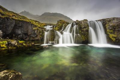 Upper Falls Kirkjufell _ Iceland