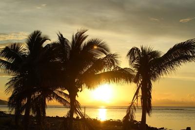 Cuban Beach Sunrise