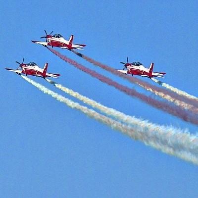 Aircrafts RedBull Sow