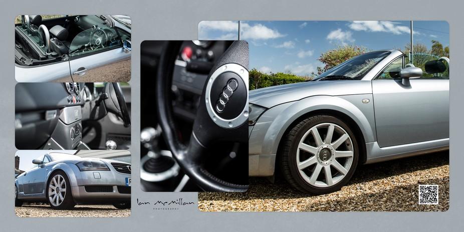 Audi TT Collage
