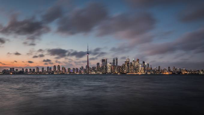 #TorontoStrong by Lpepz - Sunset And The City Photo Contest