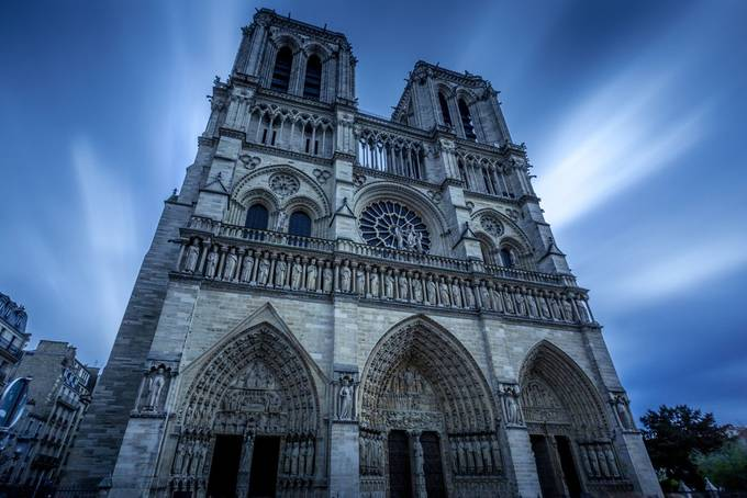 Notre Dame De Paris by gerardmeksass - Paris Photo Contest