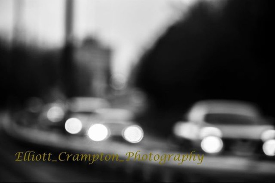 It was all a blur. Shot for a uni project theme was constraints so I decided to use blur. Shot on...