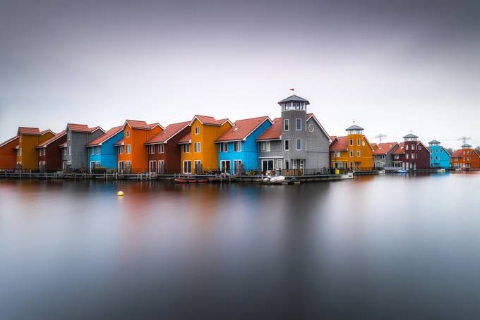 Reitdiephaven by philipslotte - Simple Architecture Photo Contest