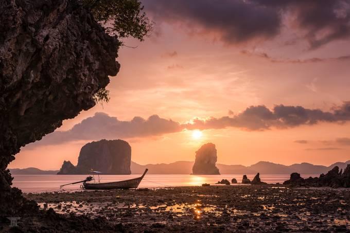 low_tide@sun.set by Bilderschmied-Danz - Social Exposure Photo Contest Vol 16