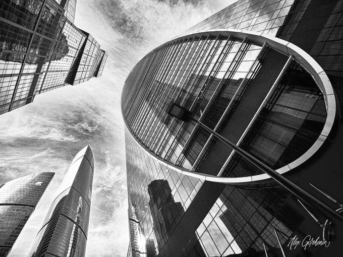 business district of Moscow City by alexey_gorshenin - Social Exposure Photo Contest Vol 16