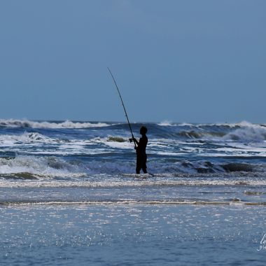 Fisherman at POB