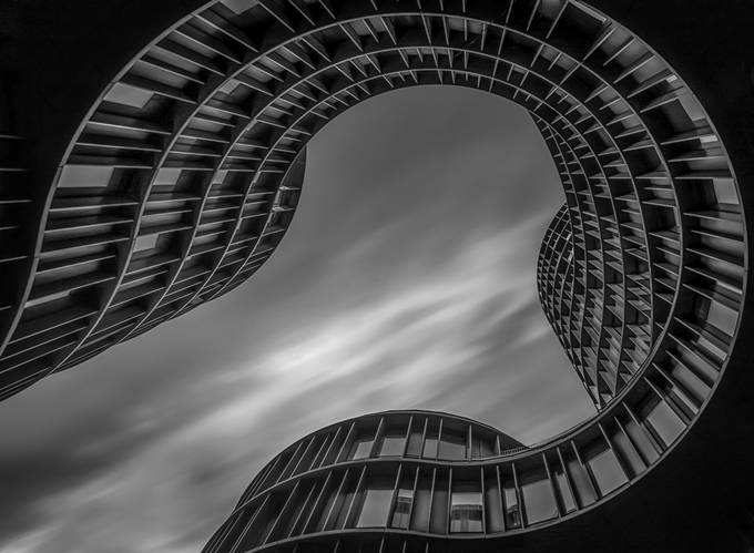 Axel Towers by olesteffensen - The Moving Clouds Photo Contest