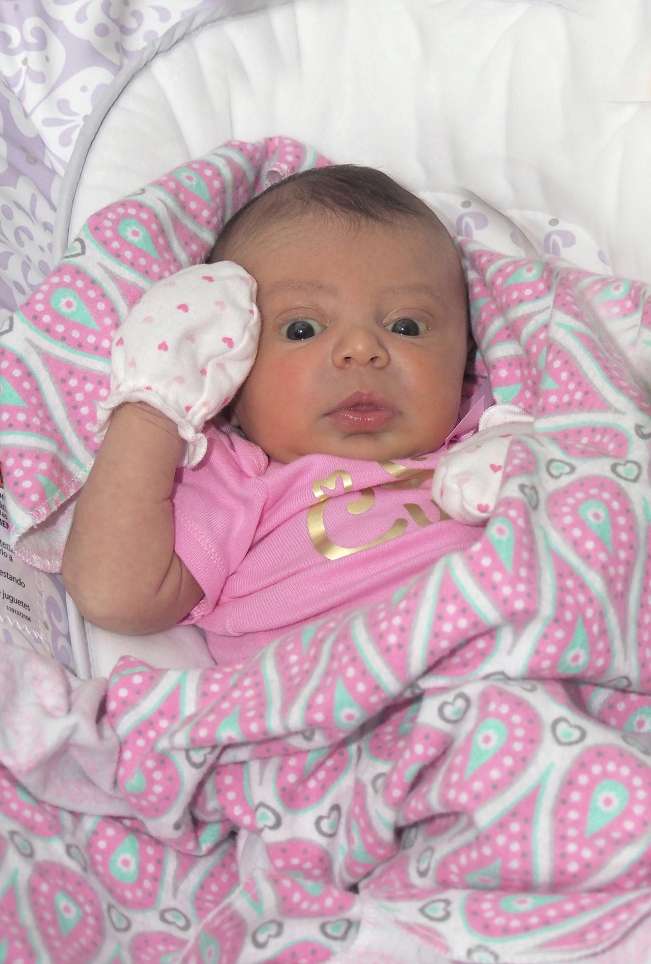 Salutation  1 week old
