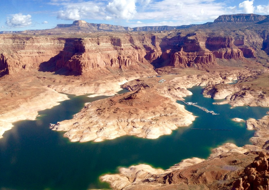 Lake Powell, Glen Canyon National Park Kanab, Utah