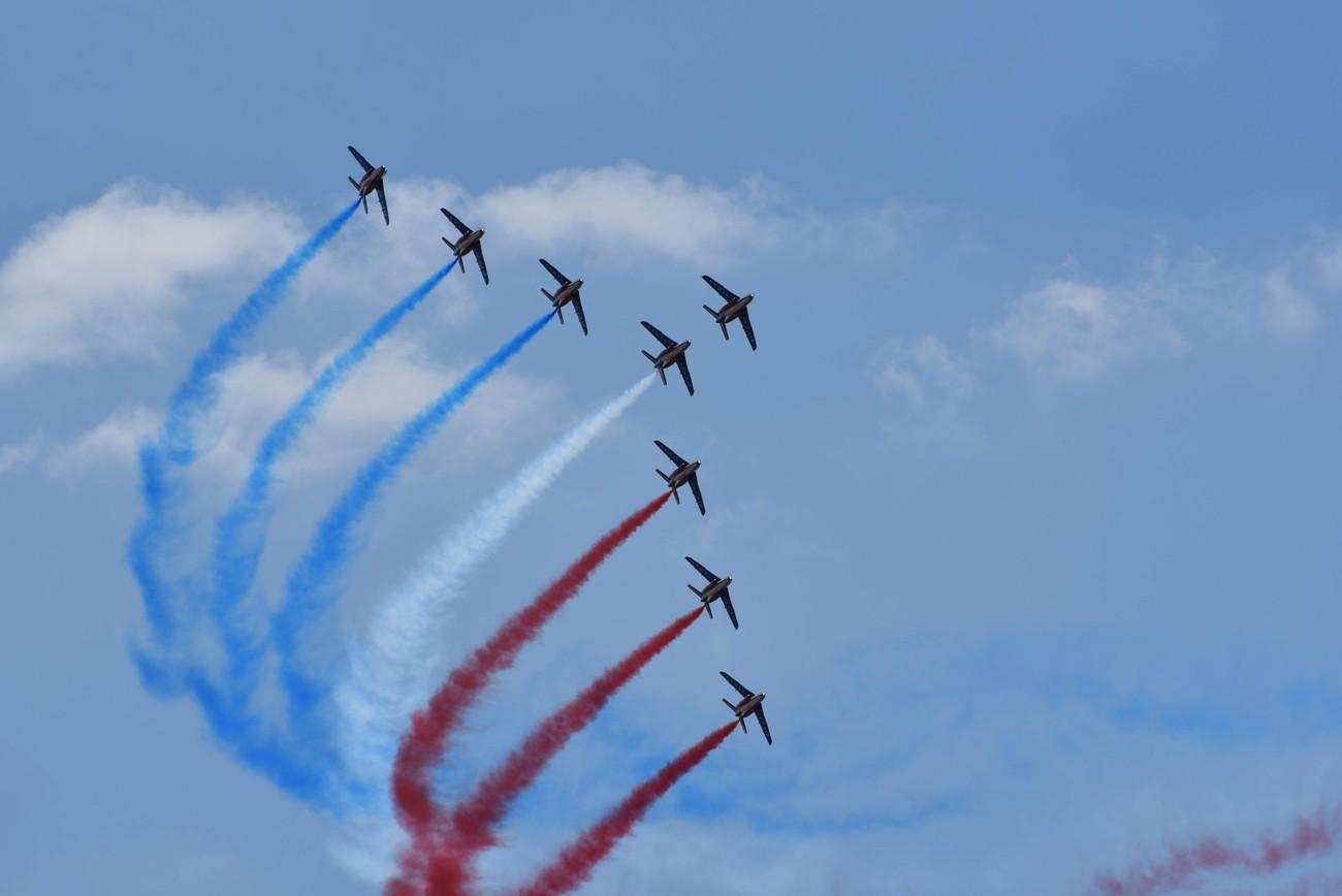 Paris Airshow 2017