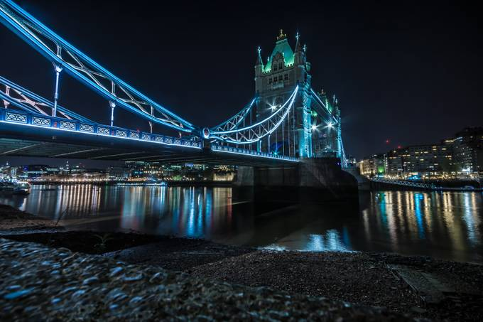 London bridge by AntonioBernardino - Tall Structures Photo Contest