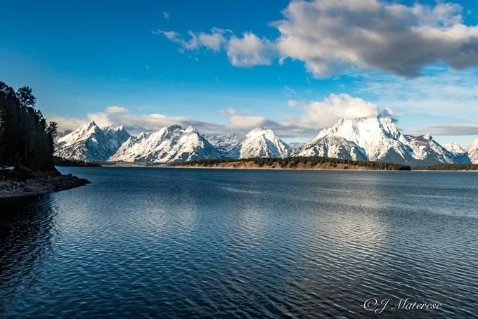 Jackson Lake Grand Tetons National Park 2