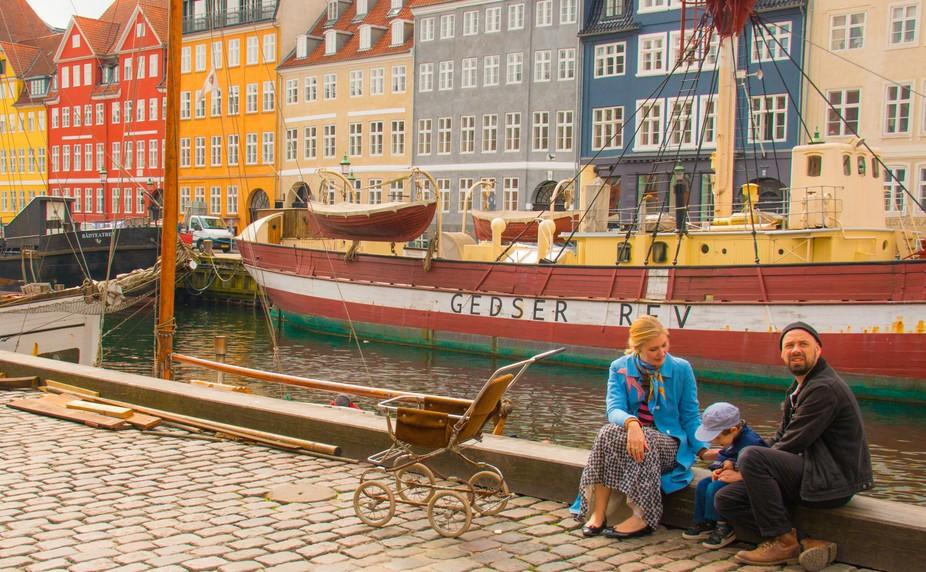 Colours of Copenhagen