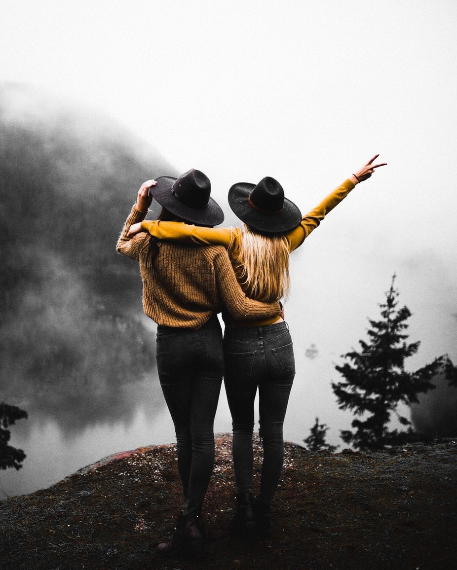 Best Friend Goals!! by Hcheek1415 - Image Of The Month Photo Contest Vol 33