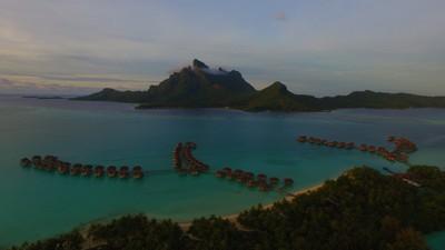 Beauty in Bora Bora