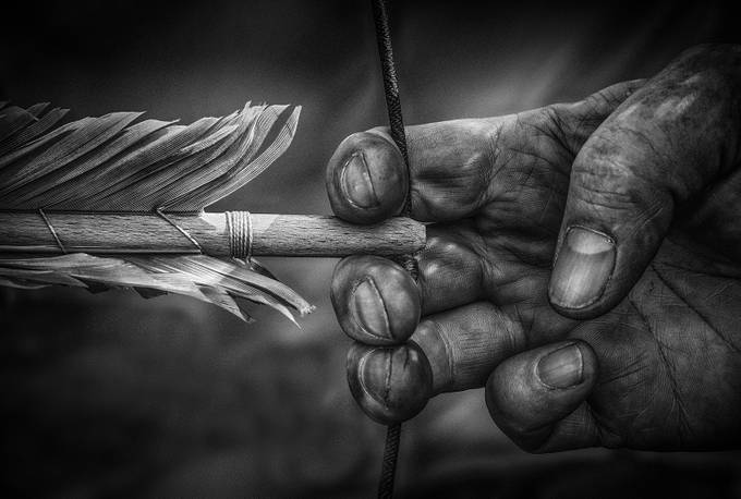 The Archer by rogerbradshaw - Social Exposure Photo Contest Vol 16
