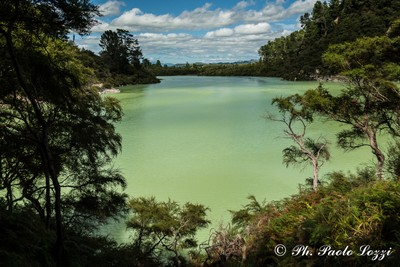 Ngakoro Lake