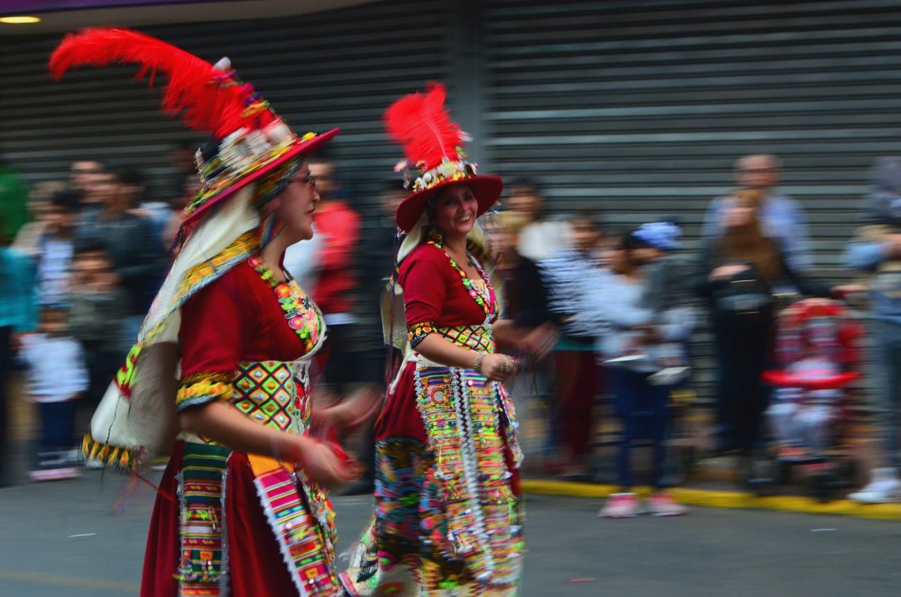 Fiesta realizada en Antofagasta en Filzic