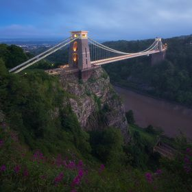 Clifton Suspension Bridge; one of those things that I've passed countless times but never really stopped to appreciate. Usually because I...