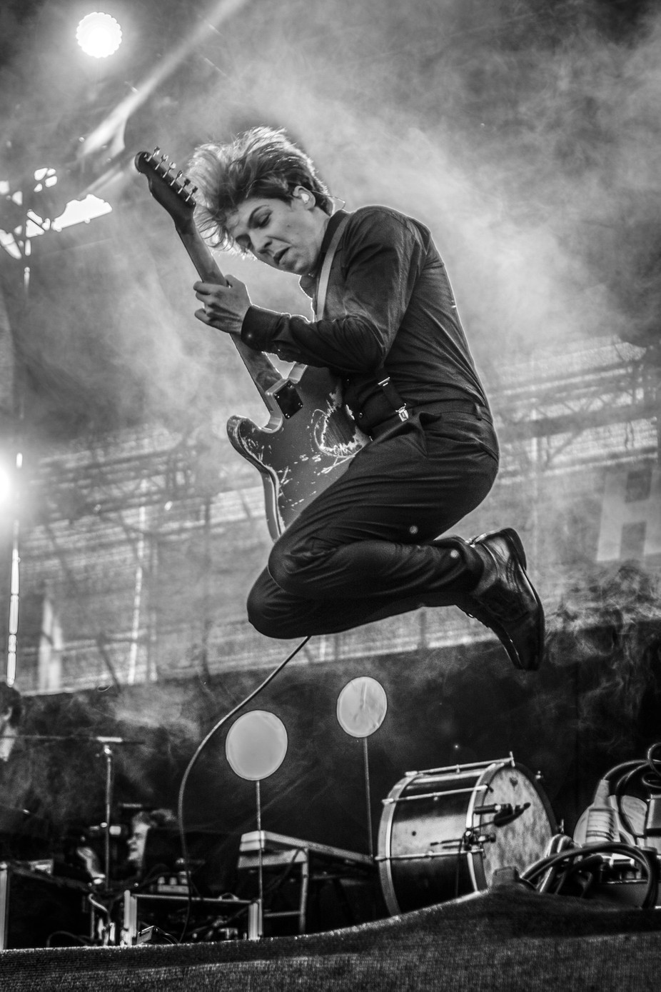 Rockin it by David_Martinez - Music And Concerts Photo Contest